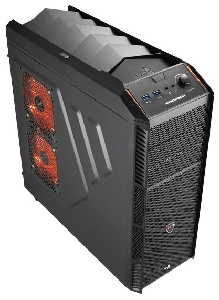 Корпус AeroCool XPredator X1 Black Edition Full-Tower ATX
