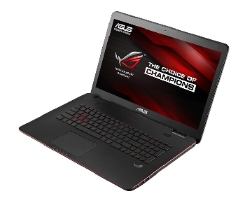 Ноутбук ASUS GL771JM-DH71 Republic of Gamers (Core i7)