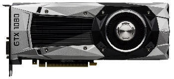 NVIDIA GeForce GTX 1080 Founders Edition 8192 Mb