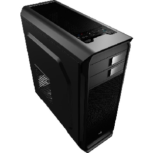 Корпус AeroCool Aero-500 Black Edition Midi-Tower ATX