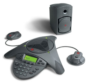 Конференц связь Polycom® SoundStation VTX 1000™