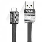 Кабель Remax Platinum USB - USB Type-C (RC-044a) 1 м