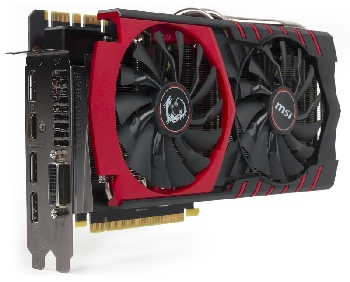 Видеокарта MSI Geforce GTX 980 Gaming 4G 4GB