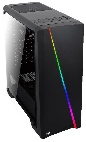 Корпус Aerocool Cylon Mini RGB Black