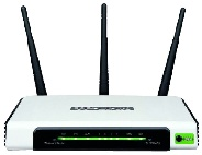 Беспроводной маршрутизатор TP-Link TL-WR940N 300Mbps Wireless N Router