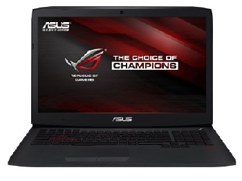 Ноутбук Asus G751JT-TH71  Intel Core i7-4710HQ