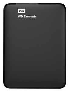 Внешний жесткий диск Western Digital Elements 2TB (WDBU6Y0020BBK-NESN)