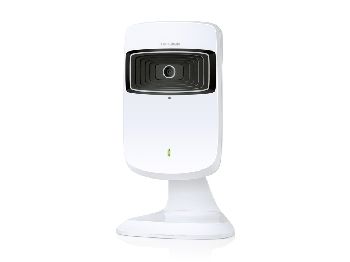TP-Link NC200 <Wireless 2.4GHz, 802.11b/g/n, Cube type, Motion-JPEG Video, 20fps at 640x480>