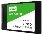 SSD Western Digital WD GREEN PC SSD WDS240G1G0A 240 Гб