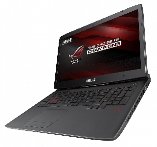Ноутбук Asus G751JT-CH71 Republic of Gamers (Core i7)