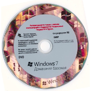 Microsoft Windows 7 Home Basic SP1 32-bit OEM 1pk DSP OEI