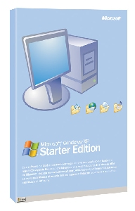 Windows XP Starter Edition (русская версия)