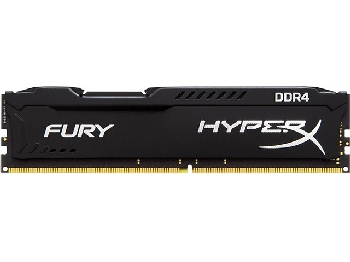 Kingston HyperX Fury HX424C15FB/4 4096Mb DDR4 2400Mhz