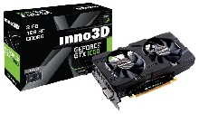 Видеокарта INNO3D NVIDIA GeForce GTX 1050 Twin X2 2048 Mb