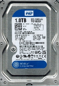 HDD Western Digital Caviar Blue WD10EZEX 1000 Гб