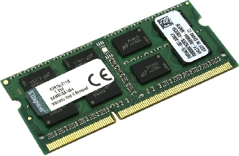 Модуль памяти SODIMM DDR3L Kingston KVR16LS11/8 8 Гб 1600 MHz