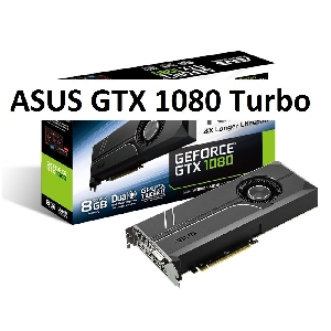 Asus NVIDIA GeForce GTX 1080 8192Mb
